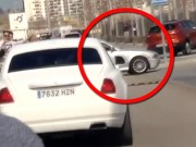 Video bóng đá hot - CR7 đánh võng siêu xe, fan Real nổi giận