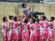 Bóng đá - CLB Hà Nội 'chuyển khẩu': Buồn, vui cũng một đận này