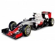 Thể thao - Tân binh Haas F1:  Chiếc xe mới, thiết kế phổ biến