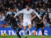 Video bàn thắng - Chi tiết Real Madrid – Celta Vigo: Mưa bàn thắng (KT)