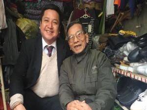 Chí Trung xin lỗi NSƯT Trần Hạnh vì khiến ông khó xử