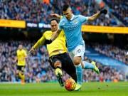 """Bóng đá Ngoại hạng Anh - Chi tiết Man City - A.Villa: """"Đi dạo"""" trên Etihad (KT)"""