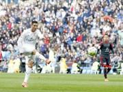 """Video bàn thắng - Real Madrid - Celta Vigo: """"Siêu hủy diệt"""" ở hiệp 2"""