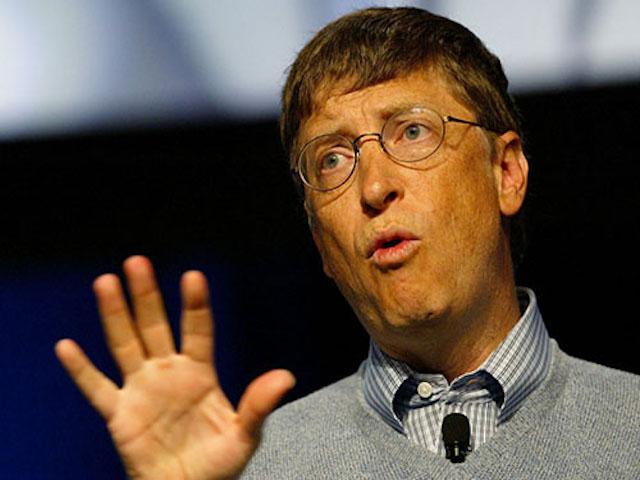 Hành trình trở thành người giàu nhất thế giới của Bill Gates