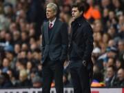 """Bóng đá Ngoại hạng Anh - Arsenal """"chết hụt"""", Wenger """"né"""" chuyện tranh vô địch"""