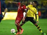 Bóng đá - Dortmund - Bayern: Đôi công máu lửa
