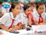 Giáo dục - du học - Đề thi ViOlympic quá khó khiến học sinh bật khóc, giáo viên lo lắng
