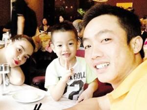 Đời sống Showbiz - Facebook sao 6/3: Hà Hồ vui vẻ bên Quốc Cường và Subeo