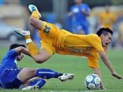 Bóng đá Việt Nam - Sôi động V-League 6/3: B.BD, HN.T&T bị cầm chân
