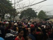 Tin tức Việt Nam - Vụ nổ súng ở Sầm Sơn: Hai nghi phạm ra đầu thú