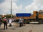 Tin tức trong ngày - Xác minh thông tin tài xế xe tải cố tông chết người