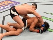 """Thể thao - UFC: Chơi bẩn và """"ăn đấm"""" tối mặt"""