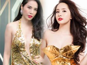 22 mẫu váy ánh kim gợi cảm nhất của mỹ nhân Việt