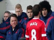 Bóng đá - MU: Van Gaal chê Mata, fan chê ngược lại Van Gaal