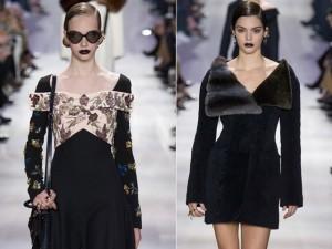 Thời trang - Dior nhiệt tình lăng xê mốt môi thâm tại Paris FW