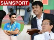 Bóng đá Việt Nam - Đừng so sánh Hữu Thắng với Kiatisak