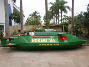 Tin tức trong ngày - Chủ tịch QH ủng hộ thử nghiệm tàu ngầm Hoàng Sa trên biển