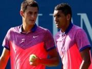 """Thể thao - SAO quần vợt Úc phát điên vì gã """"Trai hư"""" Kyrgios"""