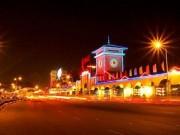 Du lịch - Phượt phố đêm Sài Gòn