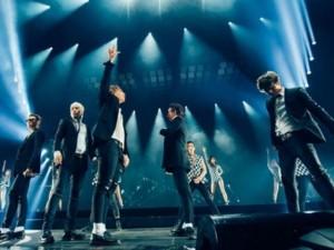 Big Bang cháy hết mình trong đêm nhạc cuối cùng