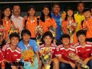 Bóng đá - Bóng đá châu Á ca ngợi những 'đóa hồng' Việt