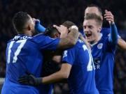 Bóng đá - Leicester không mơ vô địch vì… đã trụ hạng