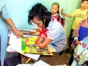 Giáo dục - du học - Nghị lực đáng nể của cô bé không tay người J'rai