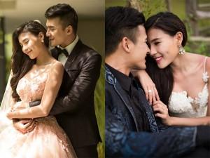 Ngắm ảnh cưới lãng mạn của Lương Thế Thành - Thúy Diễm