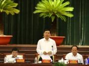 """Tin tức Việt Nam - Bí thư Thăng kêu gọi DN """"thẳng, thật, không sợ bị trù dập"""""""