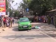 Video An ninh - Bắt khẩn cấp tài xế bị tước bằng lái cán chết 2 mẹ con