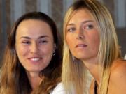 """Thể thao - Sharapova gia nhập """"ngôi nhà huyền thoại"""" dính doping"""