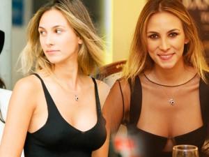 Thời trang - Hoa hậu Venezuela quá nóng bỏng khi tới Vĩnh Phúc