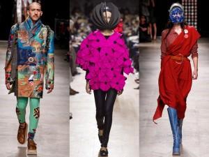 Thời trang - Paris FW: Phá bỏ mọi ranh giới với sự độc, dị và quái