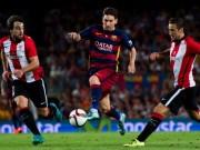 """Bóng đá - Barca - Messi: Đẳng cấp """"ngoài hành tinh"""""""