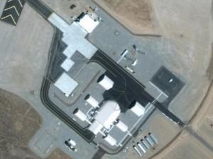 Thế giới - Tìm thấy khu quân sự kì bí tuyệt mật của Mỹ nhờ Google