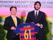 Bóng đá Tây Ban Nha - Barca quan tâm fan Việt, xem xét đưa Messi tới Hà Nội