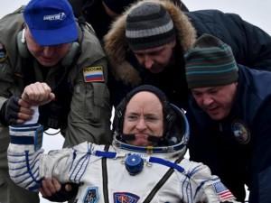 Thế giới - Cơ thể phi hành gia biến đổi sau 1 năm trên vũ trụ