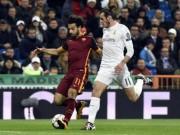 Bóng đá - Real Madrid - AS Roma: Khác biệt ở siêu sao