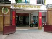 Giáo dục - du học - ĐH Hùng Vương cho toàn bộ giảng viên nghỉ việc