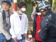 An ninh Xã hội - Cha phê ma túy trên đường, bỏ con gái đói lả