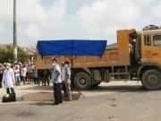 Tin tức trong ngày - Thực hư vụ tài xế xe ben cố tình cán chết người