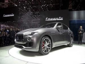 "Ngắm  "" SUV ""  Maserati Levante tại Geneva 2016"