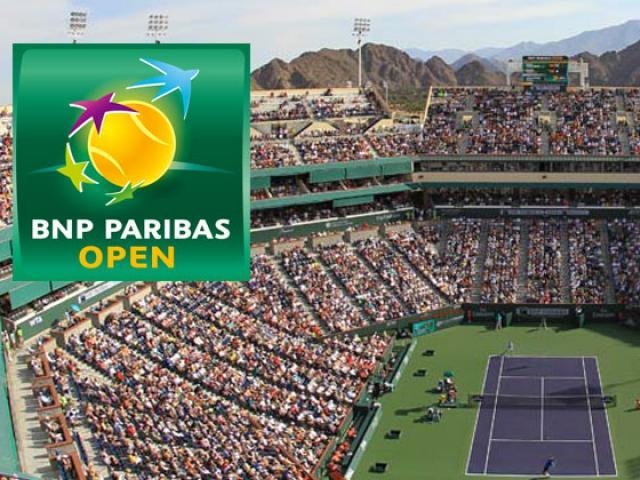 Lịch thi đấu tennis Indian Wells 2018 - Đơn Nam 1