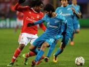 Bóng đá - Zenit - Benfica: Sụp đổ trong 5 phút cuối