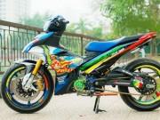 """Ô tô - Xe máy - Yamaha Exciter 150 độ """"tắc kè hoa"""" có giá trên... trời"""