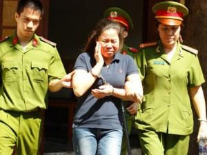 Tệ nạn xã hội - Bà trùm ma túy có 5 con nhỏ sắp đối diện án tử