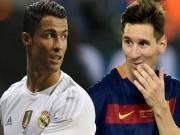 Bóng đá - So tài Ronaldo-Messi: Sao lại so CR7 với số 1 thế giới? (P1)