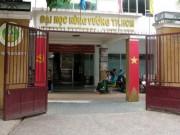 Giáo dục - du học - ĐH Hùng Vương TPHCM cho giảng viên nghỉ việc vì không còn tiền trả lương