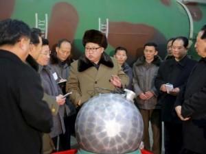 Thế giới - Soi ảnh đầu đạn hạt nhân thu nhỏ của Triều Tiên