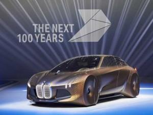 """Ô tô - Xe máy - BMW Vision Next 100 Concept: """"Siêu xe đến từ tương lai"""""""